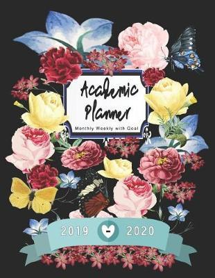 2019-2020 Academic Planner by Chic Cool
