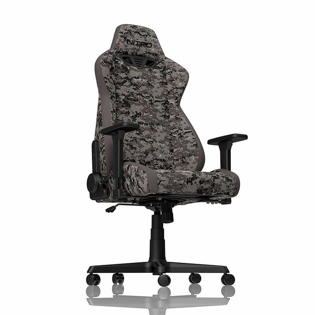 Nitro Concepts S300 Fabric Gaming Chair - Urban Camo for