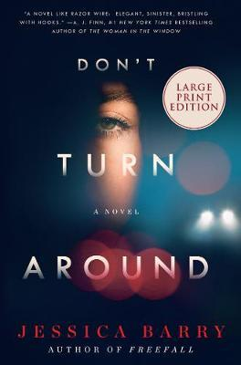 Don't Turn Around by Jessica Barry