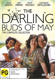 The Darling Buds Of May - The Complete Collection on DVD image