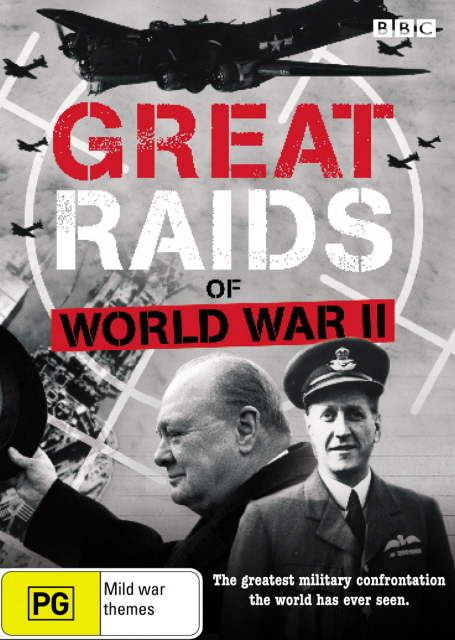 Great Raids Of World War II on DVD