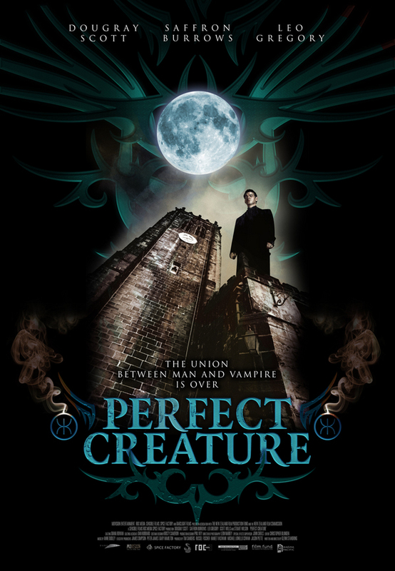Perfect Creature on DVD