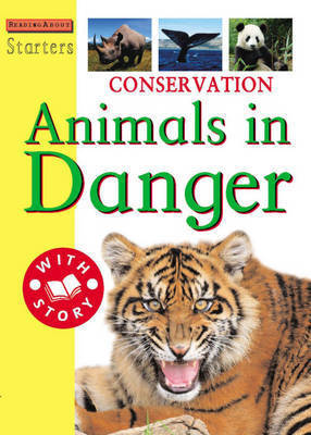 Conservation: Animals in Danger by Jim Pipe