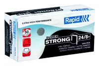 Rapid 24/8+ Staples 5000pcs