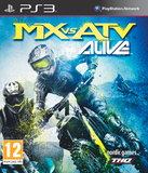 MX vs ATV Alive for PS3