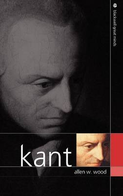 Kant by Allen W Wood