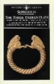The Three Theban Plays by Sophocles image