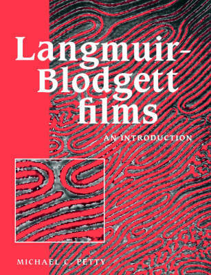 Langmuir-Blodgett Films by Michael C. Petty image