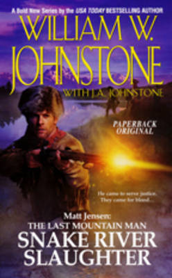 Matt Jensen by William W Johnstone image