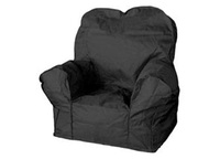 Beanz Mini Bean Indoor/Outdoor Bean Bag Cover - Black