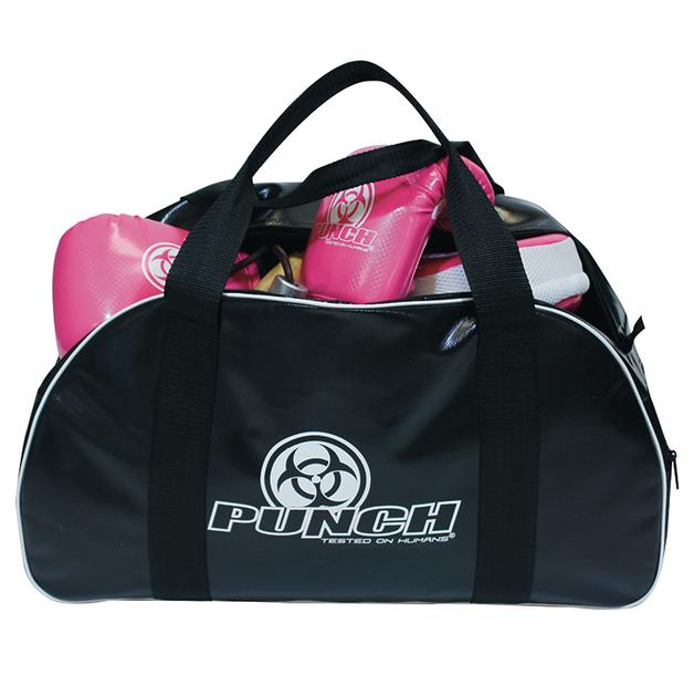 Punch: Urban Gym Bag - (Black)