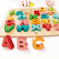 Hape: Chunky Alphabet Puzzle