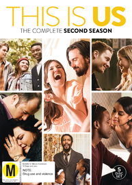 This is Us: Season 2 on DVD