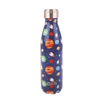 Oasis Stainless Steel Double Wall Insulated Drink Bottle - Outer Space (500ml)