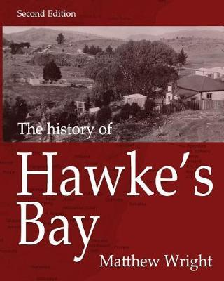 The History of Hawke's Bay by Matthew Wright image