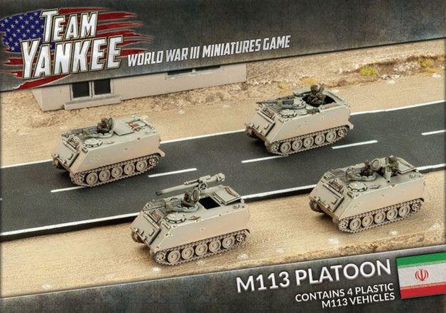 Iranian M113 Platoon