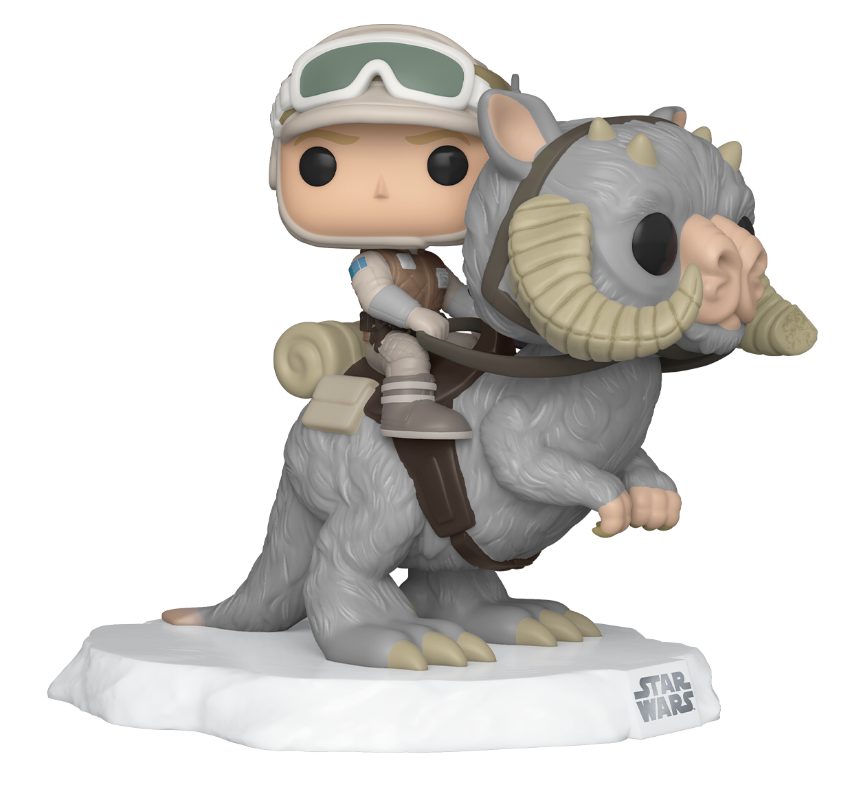 Luke (on Tauntaun) - Pop! Deluxe Figure image
