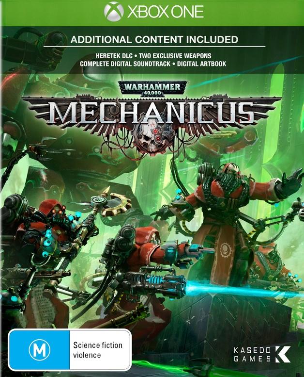 Warhammer 40,000: Mechanicus for Xbox One