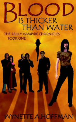 Blood is Thicker Than Water by Wynette A. Hoffman image