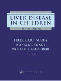 Liver Disease in Children by Frederick J. Suchy image