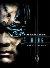Star Trek - Fan Collective: Borg (4 Disc Box Set) on DVD image