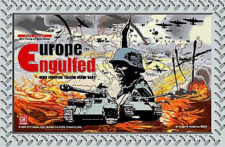 Europe Engulfed image