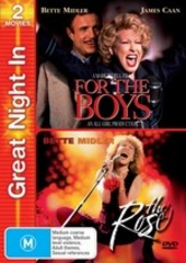 For The Boys / Rose, The - Great Night In (2 Disc Set) on DVD