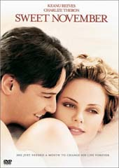Sweet November on DVD