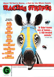 Racing Stripes on DVD image