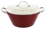 Lightweight Cast Iron Casserole Dish