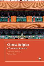 Chinese Religion by Xinzhong Yao image