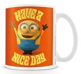 "Minions: ""Have a Nice Day"" Mug"