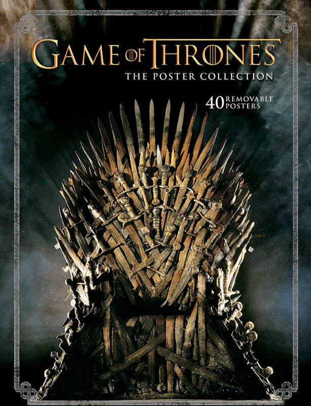 Game of Thrones Poster Collection (40 A3 Posters)