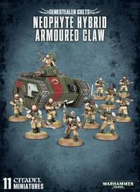Warhammer 40,000 Genestealer Cults: Neophyte Hybrid Armoured Claw