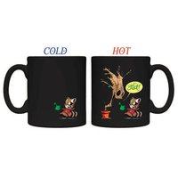 Guardians of the Galaxy Water Heat Change Mug