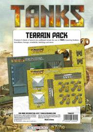 TANKS - Terrain Pack