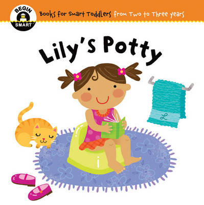 Lily's Potty by Begin Smart image