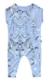 Bonds Salt & Pepper Short Sleeve Onesie - Dream Catcher (3-6 Months)