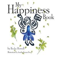 My Happiness Book by Becky Howell image