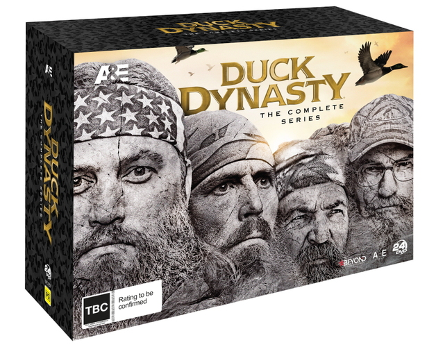 Duck Dynasty: The Complete Collection on DVD