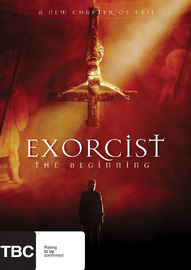 The Exorcist: The Beginning on DVD image