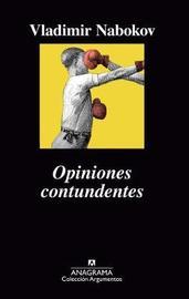 Opiniones Contundentes by Vladimir Nabokov