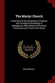 The Martyr Church by William Ellis image