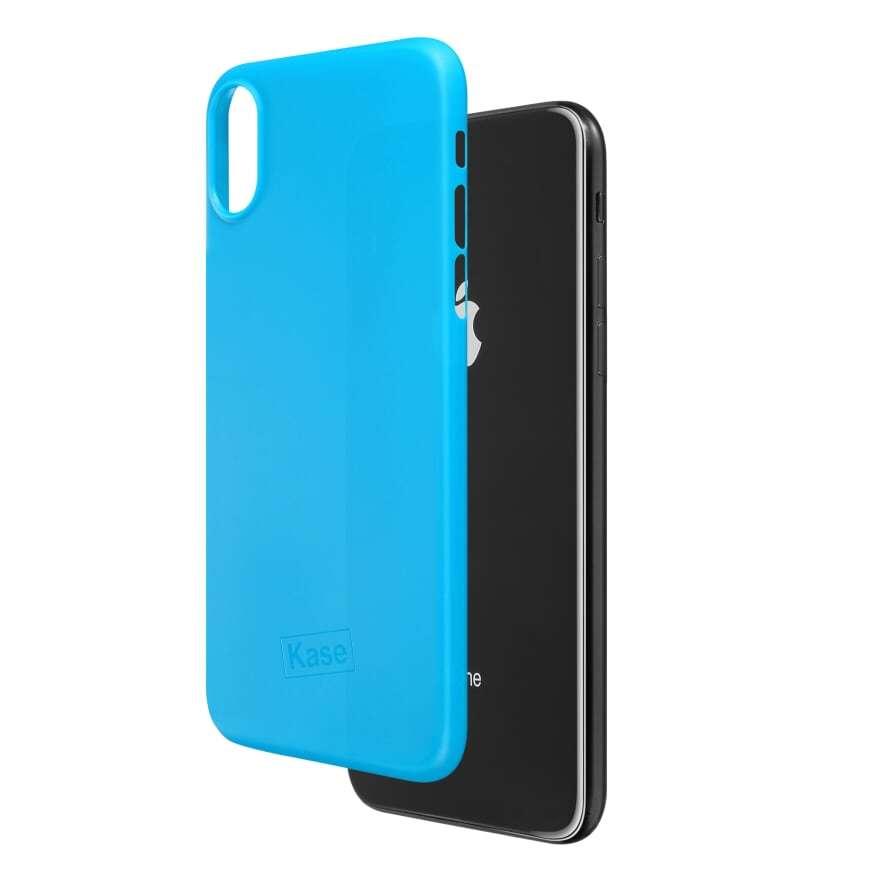 Kase Go Original iPhone X Slim Case- Judy Blue Eyes image