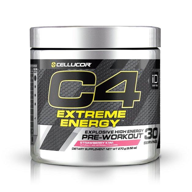 Cellucor: C4 Extreme Energy ID Pre-Workout - Strawberry Kiwi