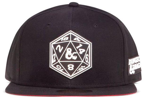 Dungeons & Dragons: D20m - Snapback Cap