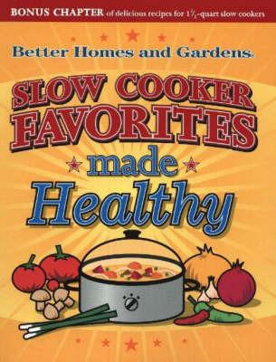 Slow Cooker Favorites Made Healthy image