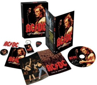 AC/DC Live at Donington - Limited Edition Boxed Set on DVD