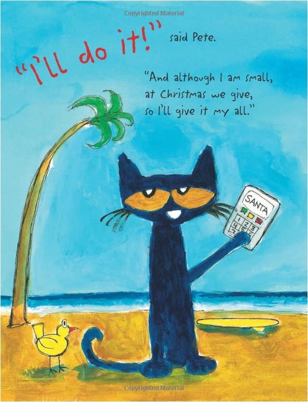 Pete The Cat Saves Christmas.Pete The Cat Saves Christmas Images At Mighty Ape Australia