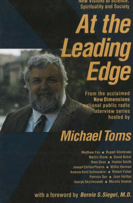 At the Leading Edge by Michael Toms image
